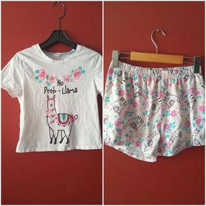 Ardene Pajama Set Sz Small